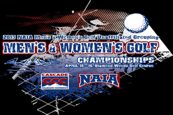 2013 Golf combo logo