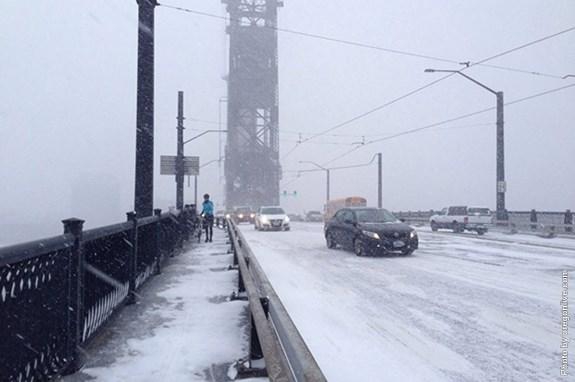 Portland Snow 2
