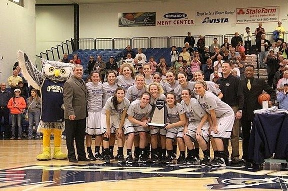 OIT women's CCC tournament championship